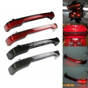 Motorcycle Tour Pack Led Brake Taillight Wrap For Harley Road Glide Ultra 14-18