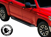 Black Horse Armour Running Board For 15-21 Ford F150/17-21 Ford F25/35/45/550 Sd