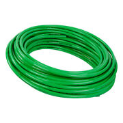 Firm High-temperature Green Chemical Tube Inner Dia 5/16 Outer Dia 9/16 - 50ft