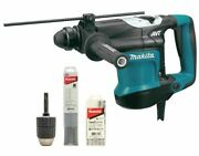 Makita Sds Plus Rotary Hammer Hr3210cx1 850w 32mm 3-mode Variable Speed By Dial