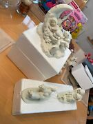 Snowbabies Dept 56 Brand New Lot Of Two