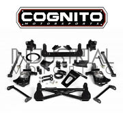 Cognito Motorsports 11-19 Gm 2500hd 7 To 9 Inch Front Lift Only 4wd 110-k0533