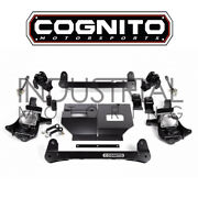 Cognito Motorsports 11-19 Gm 2500hd 4 To 6 Inch Front Lift Only 2wd 110-k0501
