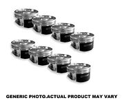 """Manley 3.750"""" Stroke Flat Top Pistons 3.572 Bore For 1991+ Ford 4.6l Sohc/dohc"""
