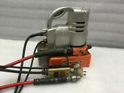 Daia Dsp-120 Electric Portable Hydraulic Pump - Used - Working