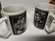 Elvis Presley Collector Coffee Mugs From Graceland Gift Shop In Memphis Tn
