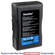 Kastar Battery D-tap Charger For Anton Bauer Titon 90 V-mount Lithiumion Battery