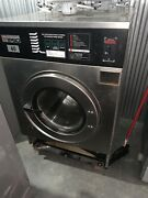 Ipso Washer 40lb Easy Card Used 100 Working No Card System