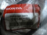 2002-2003 Honda Vtx1800 Motorcycle Battery Ground Cable 32601-mch-000 Oem New
