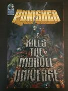 Punisher Kills The Marvel Universe 1 First Printing 1995 Comic Book Nm