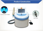 1320nm 1064nm 755nm 532nm Picosecond Laser Q Switched Nd Yag Laser Device