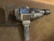 Vintage Black And Decker Hexagon Shaped Special 1/2 Electric Drill