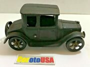 Ford Model T 1920andacutes Vintage Coupe In Original Cast Iron Not Painted