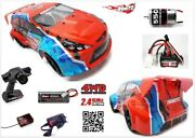 Rally X Electrical Brushes Complete Radio-controlled On Road 2.4ghz Lipo 110