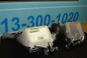 03-12 W221 W216 Mb V12 S600 Cl600 Sl600 Left And Right Engine Intercooler Cooler