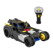 Transforming Batmobile Remote Vehicle Figure Toy Kids Gift 3 To 8 Years