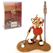 Picture Memo Holder Nici Sports Wild Tiger Golf Father's Day Gift New
