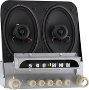 1951-52 Chevrolet Am Fm Stereo Bluetoothandreg Radio And Speakers Not In Stock 12 Week