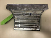 62 63 Ford Galaxie Convertible 500 Xl Rear Seat Center Speaker Frame Grill Vent