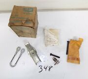 1965-1969 Gm Chevrolet 283 307 327 350 Engine Motor Lift Stop Cable Nos V8
