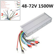 48-72v 1500w Electric Bicycle Scooter Brushless Dc Motor Speed Controller
