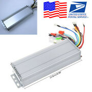 New Electric Bicycle Scooter Brushless Dc Motor Speed Controller 48-72v 1500w Us