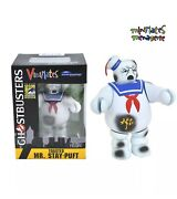 Ghostbusters Vinimates Toasted Mr. Stay Puft Vinyl Figure Sdcc Exclusive