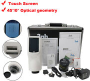 Spectrophotometer Colorimeter Touch Screen Display 45/0 Color Difference Meter