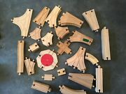 Wooden Train Track Brio Compatible With All Sets. Top Quality. Combined Postage