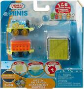Fisher Price Thomas And Friends Thomas Minis Fizz N Go Cargo Chargement Surprise