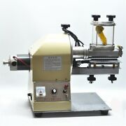 6'' Strong Force Gluing Machine Glue Coating For Paper /leather 220v New Ck
