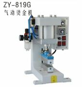 Zy-819g Pneumatic Foil Stamping Indentation Flattened 415cm New Ct