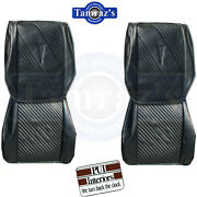 1965 Gto Lemans Front Bucket And Rear Seat Upholstery Covers Pui New