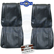 1966 Satellite Front And Rear Seat Upholstery Covers Pui New