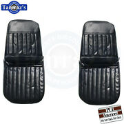1971-1972 Skylark 350 Front And Rear Seat Upholstery Covers Pui New