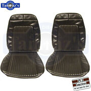 1969 Coronet 500 / R/t Super Bee Front Seat Covers Upholstery Pui