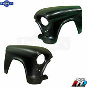 55 2nd Design And 56 Chevy And Gmc Pickup Truck Fender - Amd - Pair
