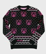 Shane Dawson Pig Holiday Christmas Sweaterconfirmed Ordersize Mediumsold Out