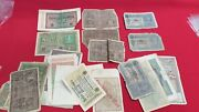 Germany Set Of 32 Tickets Various Ancient To Sort - Ref47502