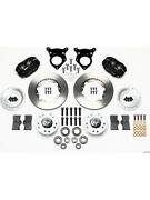 Wilwood Disc Brakes Front Dynalite Pro Solid Surface Rotors 4-pisto..140-11018