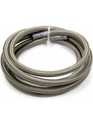 Fragola Hose Series 6000 8 An 20 Ft Braided Stainless Ptfe Black 602028