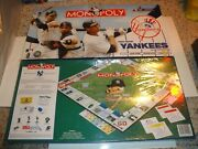 2 Brand New New York Yankees Monopoly Board Game Lot 2 Different Games