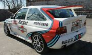 Ford Escort Rs Cosworth Martini Gr.a Adesivi Decals Stickers