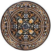 48 Marble Table Top Pietra Dura Decorative Handmade For Home Decor Gift