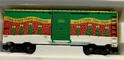 8-87027 2006 Large Scale Christmas Boxcar Nos