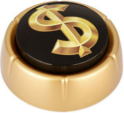 Cash Register Sound Button   Makes Loud Cha-ching Noise   Big Dollar Sign   Gold
