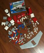 Lego City Airplane Jet And-instruction Book Only 3182 Discontinued Incomplete