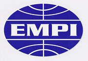 Empi Vw Parts Racing Decal / Sticker