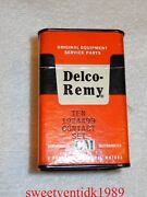 Sealed Can....delco-remy D-104 Contacts....gm 1924499 Points....circa 1950andrsquos