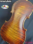 Strad Style Song Brand Master 4/4 Violin Outdoor Of Profession Concert 11640